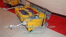 Durável usado amplamente venda no mundo global mercados spray de parede máquina de pintura