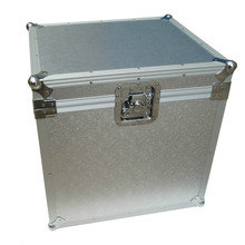 China Custom Embossing Aluminum Small Flight Case