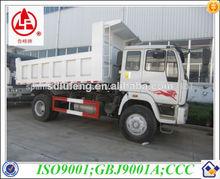 La luz 4*2 howo baratos de china de descarga de camiones para la venta