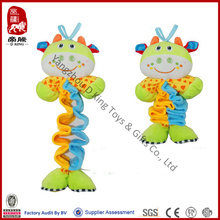 2014 new product soft plush elephant custom pull string doll