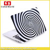 2015 hot sellign PC Frosted Shell water transfer case for Macbook laptop