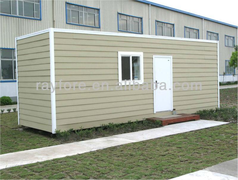 Contenitore di casa modulare decorate con bella parete - Casa container prezzo ...