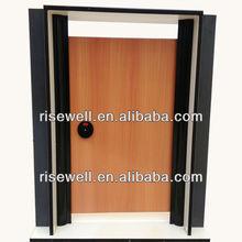 hospital interior compact hpl formica door