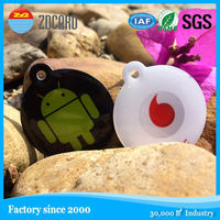 2 years warranty factory price magnetic key fob