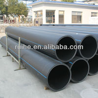 Popular hotsell 8 inch pe drainage pipes underground