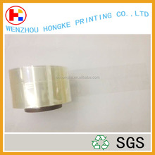 POF/PET/PE/PVC clear chling packing Usage and Casting Processing Type Cast shrink film