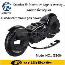 Yongkang Mototec 50cc gas cooler scooter Exclusive Design