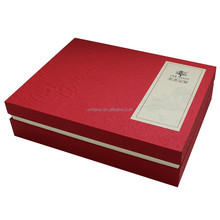 Hard paper gift box for tea