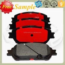 Car Brake Pads Cost for LEXUS TOYOTA D906 04465-33270