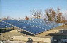 amorphous silicon pv panel 4kw solar power system 3kva home ups