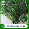 two green colors high UV resistence well used artificial grass for foootball pitch with easy to maintenance