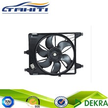 High-end Power Car Radiator Cooling Fan For RENAULT LOGAN OEM 6001550769 8200702959 6001546844