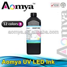 Worth a try! Aomya uv ink for Epson printer head uv inkjet printer ink