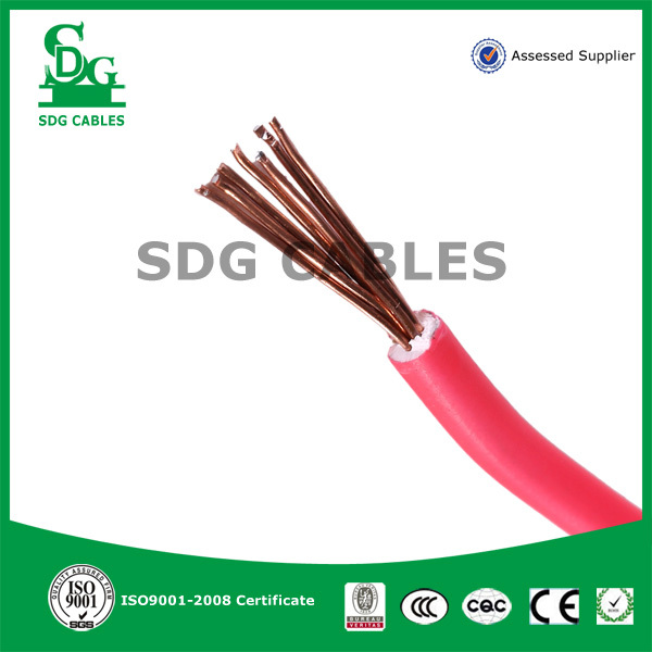 hot selling PVC insulated copper conductor 2.5mm electrical wire