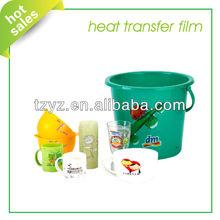Taizhou Manufacture of Heat Transfer Film for Plastic Continer with a Low Price and Good Quality