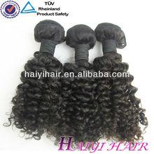 Thick Bottom !!! Christmas Sales Large Stock Wholesale Brazilian Big Curl Hair