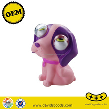 Hot selling wholesale action figures funny animal figurines squeeze toy with high quality