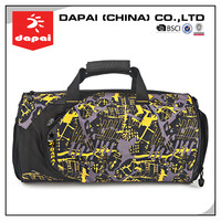 stock bag!Quanzhou dapai 2015 Hot sale custom fashion travel duffle bag