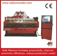 High quality crafts/sculpture/wood carving machine with 8 rotary axis