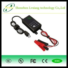 Small size light weight lead-acid battery charger 20A 12V