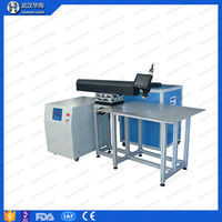 Huahai laser 200W 300W 400W kende stainless steel channel letter laser welding machine list
