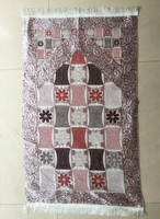 num 9 The quality is good chenille prayer mat 110*70