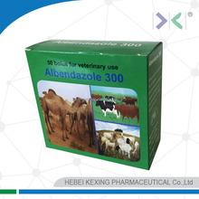 2500mg albendazole tabs for cow medicine