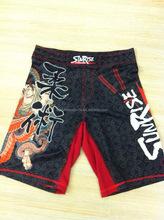 mma short,fight short,mma gear, boxing short