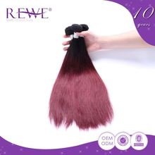 Professional Produce Soft And Smooth Hand Tied Hair Weft Double Drawn European Remy