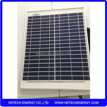 small size 15 watt solar panel poly from China supplier