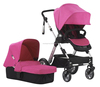 fashion design baby stroller with EVA wheels and aluminium frame