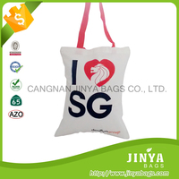 Wholesale china factory wholesale cotton road bag , cotton shopping bag , cotton bag