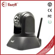 indoor pan tilt 1mp cmos sensor easy operate p2p wireless wifi ip camera
