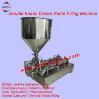 Double Heads Liquid/Cream/Paste Piston Filler (30-300ml)