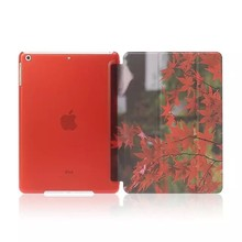 Full Body Protective Case Cover for iPad Mini,Leather Smart Cover + Hard Back Cover for iPad Mini3 With Retina