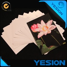 China manufacturer Best quality Low price double sided inkjet matte photo paper