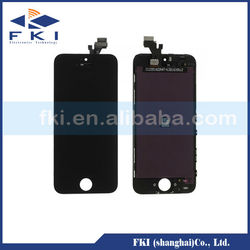 For Iphone 5G screen with digitizer wholesale supplier, for iphone 5g lcd screen, for iphone 5g display screen