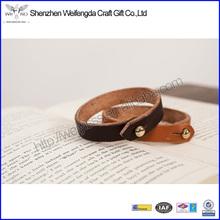2016 Fashion Real Leather Bracelet For Decoration