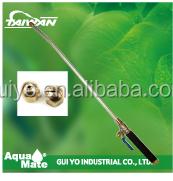 High Pressure Water Spray Gun/Jet w/ 2 Free Nozzles