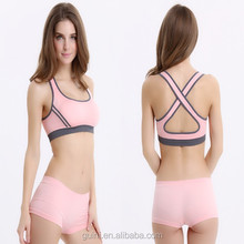 2015 New Arrival Summer sport yoga bra Breathable & healthy women bra Wholesale Sport Bra