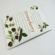 strawberry natural home fragrance air freshener for Car garderobe scent sachets