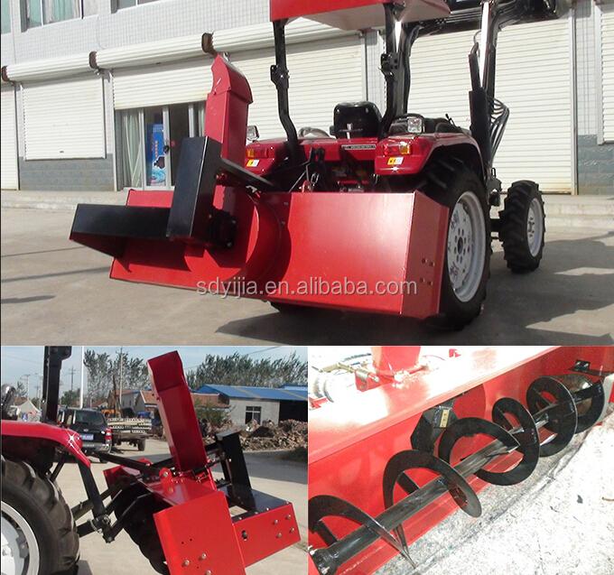 Cxserie 3punkt Schneefräse Traktor Schneefräse: Pto Traktor Schneefräse Heißer Verkauf Mit Ce-zertifikat
