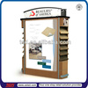 TSD-W157 Nice design mdf retail wood rug display stand/exhibition stall stands display/window shop decoration