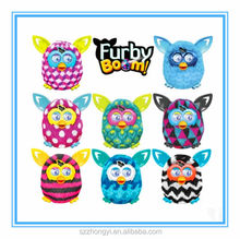 2014 China Supplier hot new products lovely plastic furby boom ,wholesale furby boom