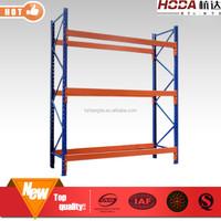 customized heavy duty steel plate pipe warehouse storage rack/Stainless Steel Racks