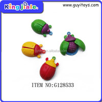 China manufacture professional beetle insect toy