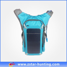 hot selling 6.5w rechargeable solar power bag