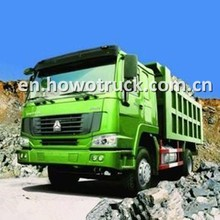 Sinotruk HOWO 4x4 All Wheel Drive dump trucks made in China ZZ3167M4327A