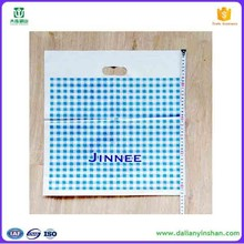 HDPE die cut plastic bag printing with plastic bag factory plastic bag printing packing plastic bag for clothes