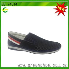 good design and comfortable leather loafer shoes